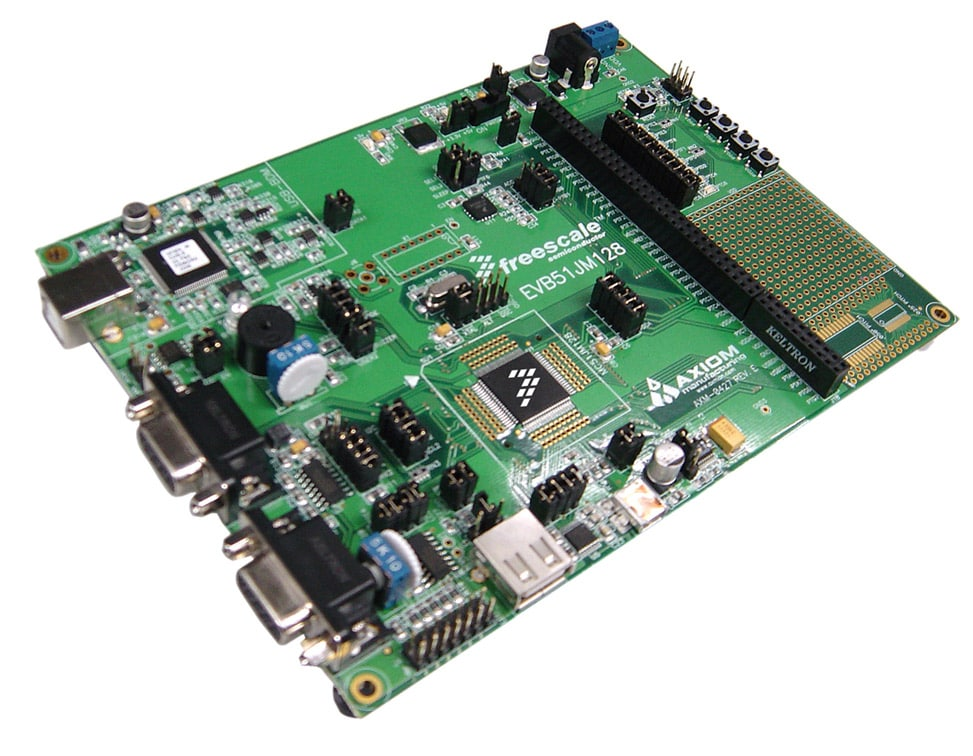 EVB51JM128 : MCF51JM128 Evaluation Board thumbnail