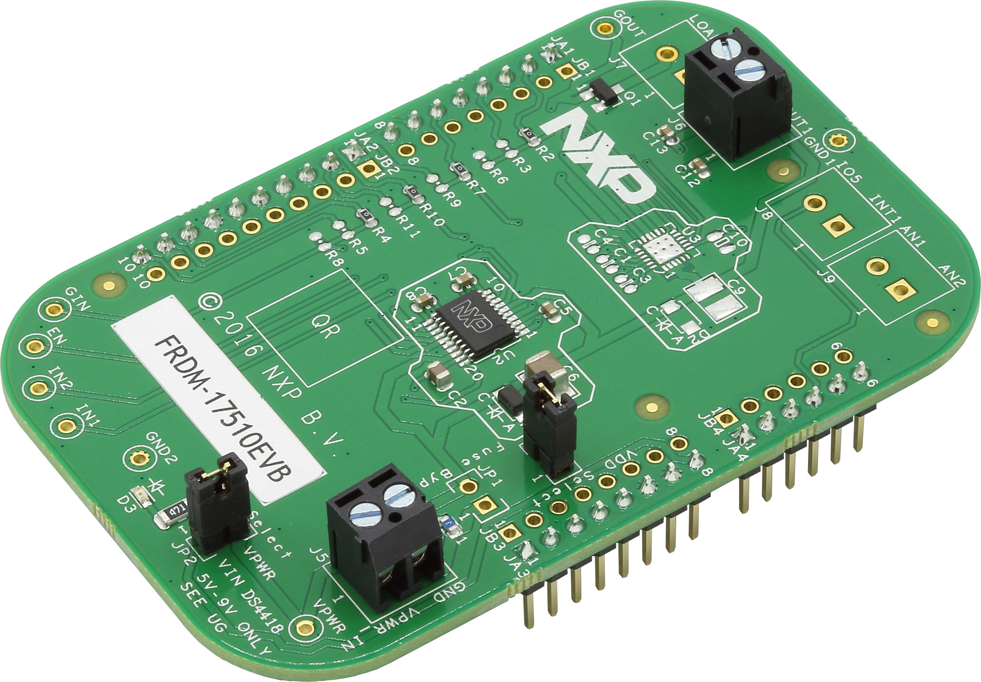 FRDM-17510EVB Freedom Development Platform
