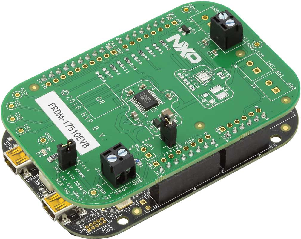 FRDM-17510EVB Freedom Development Platform with KL25Z