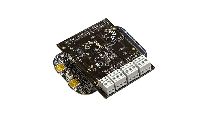 FRDM-17511EV-EVB : Freedom Expansion Board - MPC17511,  H-Bridge,  Brushed DC Motor Driver, 2.0-6.8V, 1A, 16VMFP thumbnail