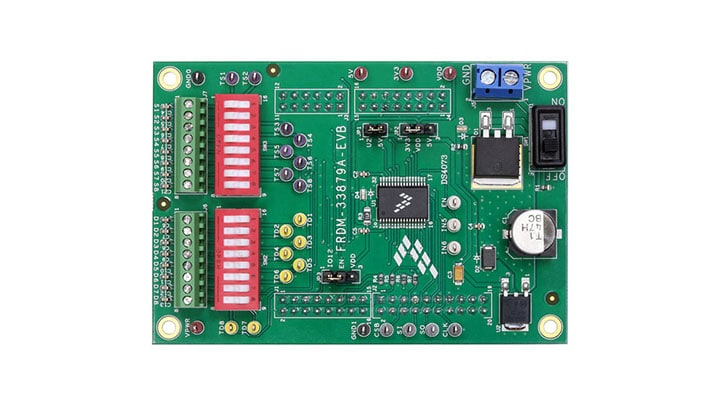 FRDM-33879A-EVB Evaluation Board