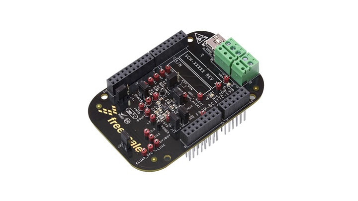 FRDM-BC3770-EVB Battery Charger Expansion Board (without FRDM-KL25Z)