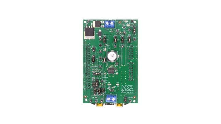 FRDM-HB2000ESEVM : Freedom Board for MC33HB2000AES,10 A, H-Bridge Motor Driver, HVQFN 28 6x6 thumbnail