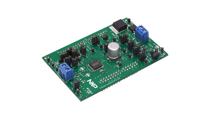 FRDM-HB2000FEVM : Freedom Board for MC33HB2000FK,10 A, H-Bridge Motor Driver, HQFN 32, 8x8 thumbnail