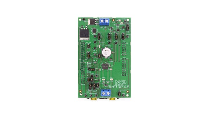FRDM-HB2002ESEVM: Freedom Kit for MC33HB2002