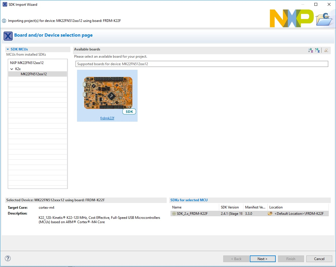 Get Started with the FRDM-K22F | NXP