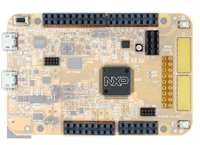 Freedom Development Platform for Kinetis<sup>&#174;</sup> KL82 MCUs