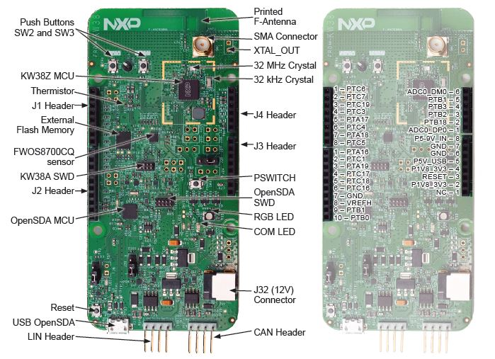 NXP Extends its Wireless MCU Family with New Devices Featuring Enhanced Bluetooth Capabilities for Automotive and Industrial Markets