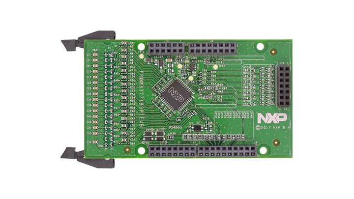 Evaluation board for MC33771 with SPI Communication