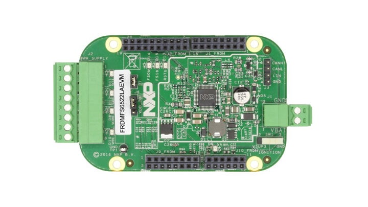 FRDMFS6522LAEVM evaluation module