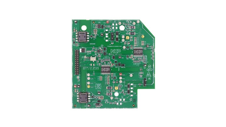 FRDMGD3100HBIEVM: GD3100 & HybridPACK Evaluation board