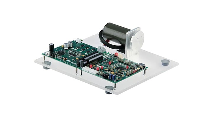 3-phase Sensorless BLDC Development Kit with NXP MPC5606B MCU Image
