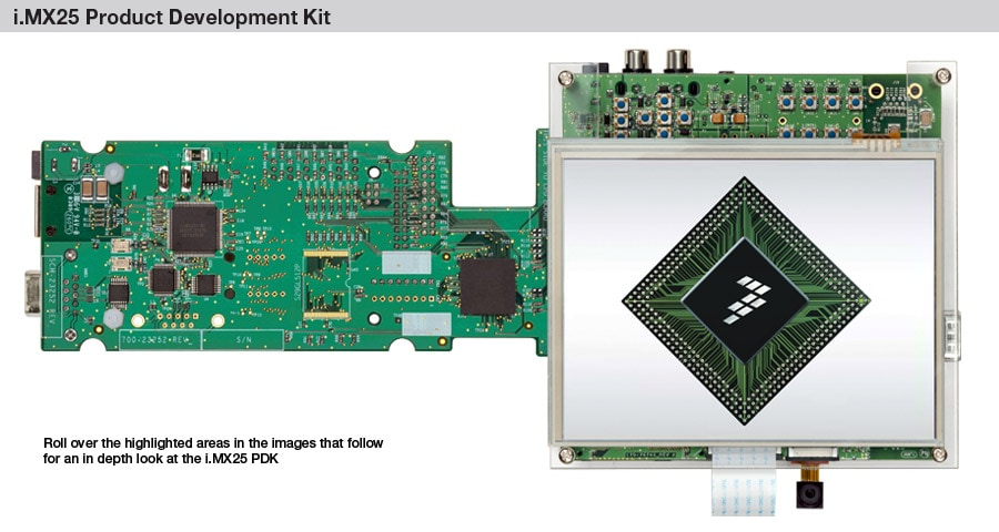IMX25PDK : i.MX25 Product Development Kit thumbnail