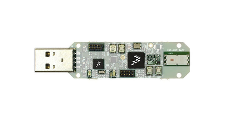 USB-KW019032 : Packet Sniffer/USB Dongle Development Board for Kinetis KW0x thumbnail