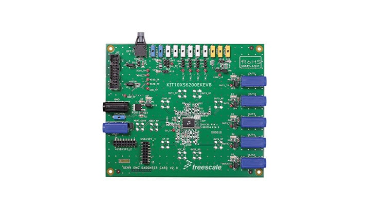 KIT10XS6200EKEVB Evaluation Board