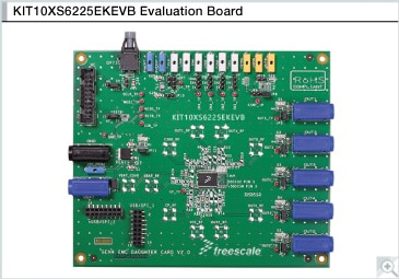 KIT10XS6225EKEVB Evaluation Board