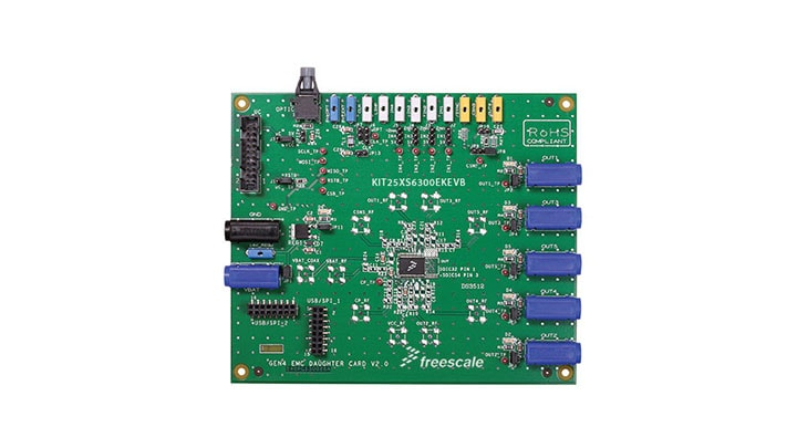 KIT25XS6300EKEVB Evaluation Board
