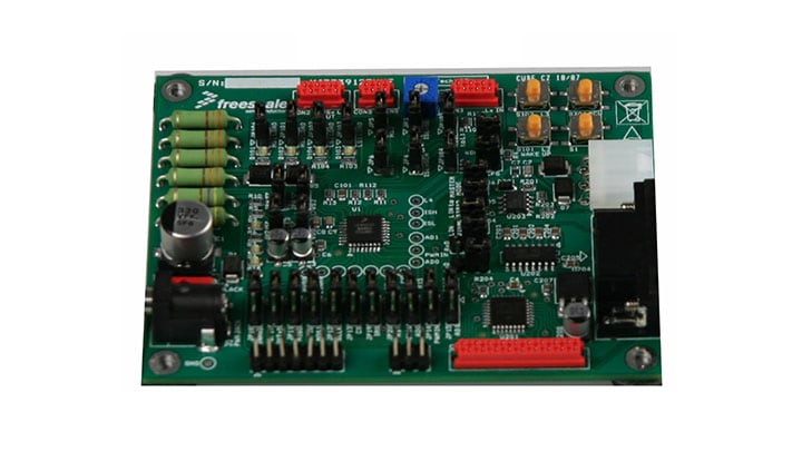 KIT33912EVME : Evaluation Kit - 33912, SBC, DC Motor Pre-driver thumbnail