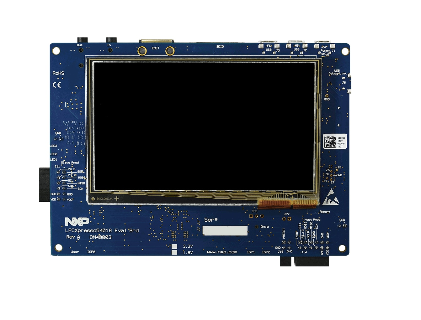 LPCXpresso54018 Development Board