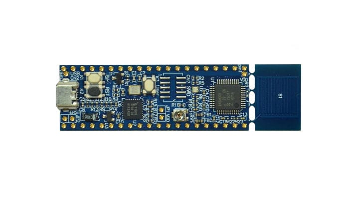 LPC845-BRK : LPC845 Breakout Board for LPC84x family MCUs thumbnail