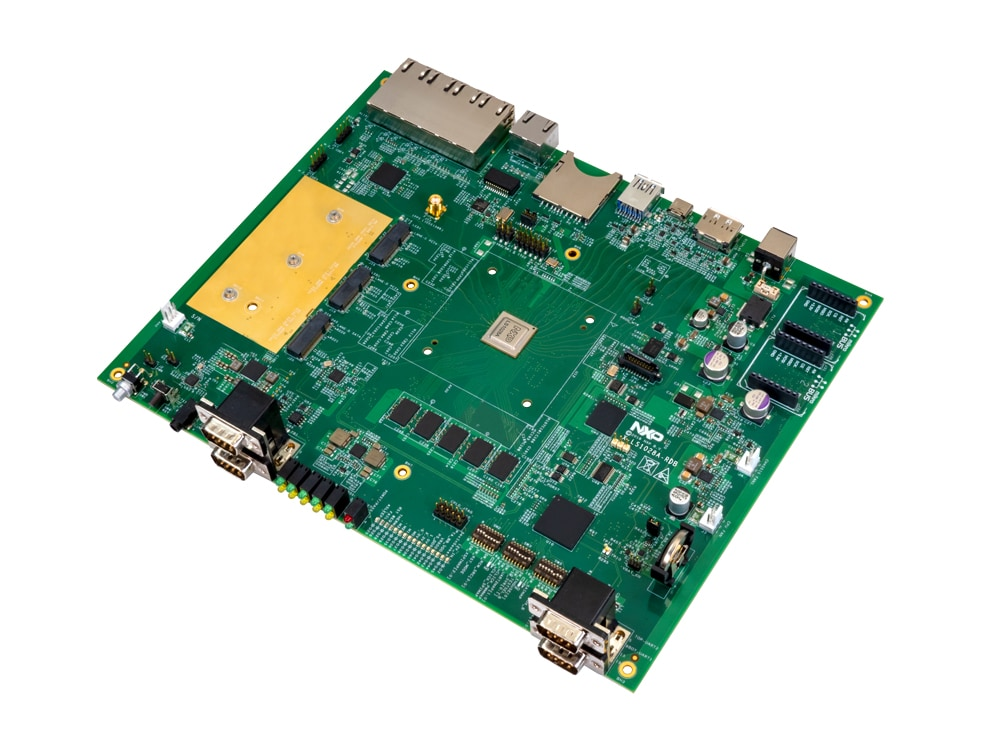 LS1028A Development Board Image