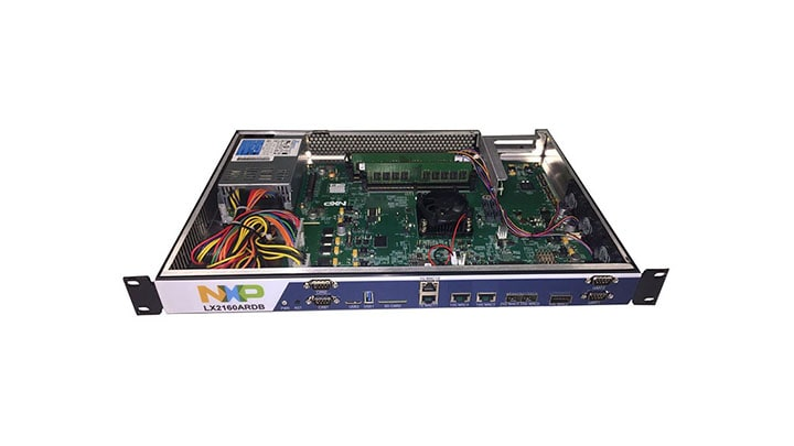Layerscape LX2160A Reference Design Board Image
