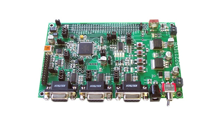 M52211EVB : MCF52211 Evaluation Board thumbnail