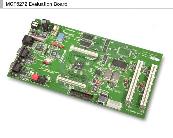 MCF5272 Evaluation Board