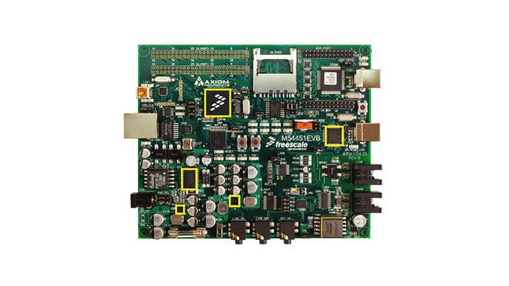 M54451EVB : MCF5445x Low Cost Evaluation Board thumbnail