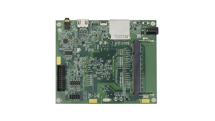 Evaluation Kit for the i.MX 7ULP application processor – Baseboard