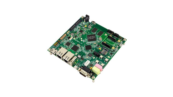 SABRE Board for Smart Devices Based on the i.MX 7Dual Applications Processors Image