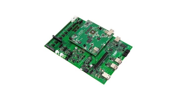 MPC-LS Evaluation Board for Vehicle Network Processing