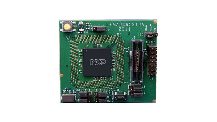 MPC5646C-DB : Development board adapters for MPC5646C family MCU's. thumbnail