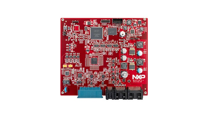 MPC5748G-GW reference design board