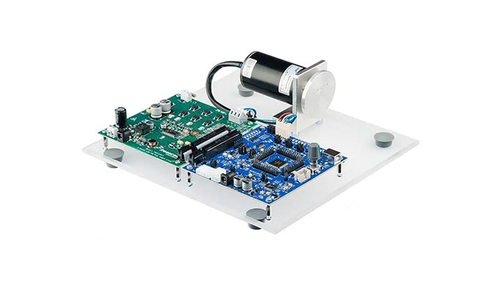 3-Phase Sensorless BLDC Development Kit with MC9S12G128 MCU Image