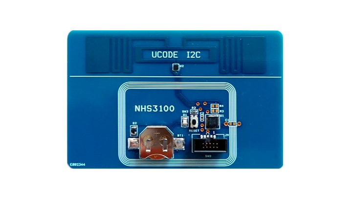 NHS3100UCODEDB Development Board