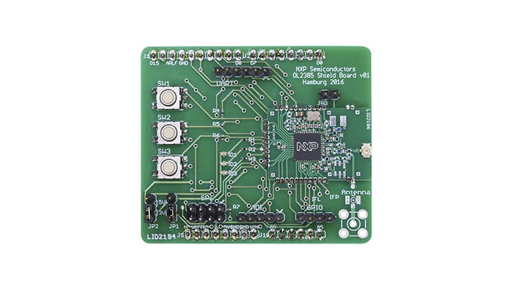 OM2385/SF001 SIGFOX Development Kit
