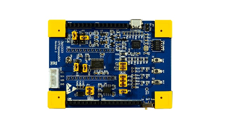 LPCXpresso804 for the LPC804 family of MCUs