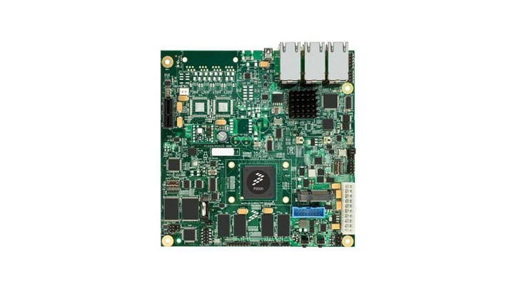 P2020RDB : P2020 Reference Design Board thumbnail