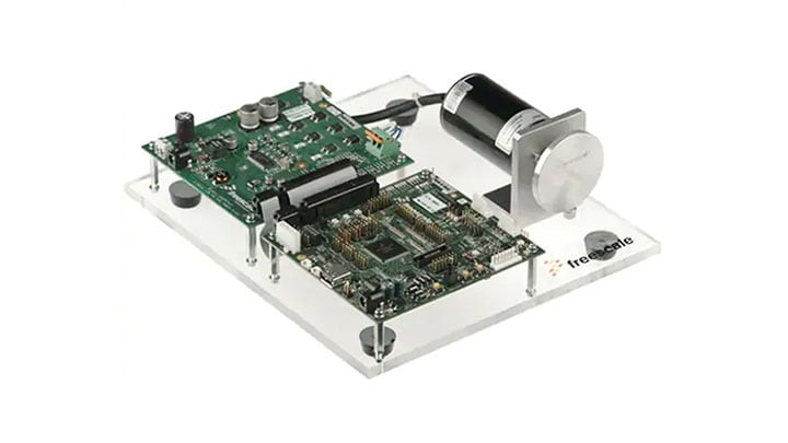 3-phase Sensorless BLDC Development Kit with NXP MPC5604P MCU