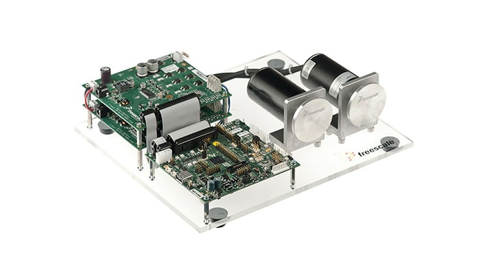 Dual 3-phase Sensorless BLDC Development Kit with NXP MPC5643L MCU Image