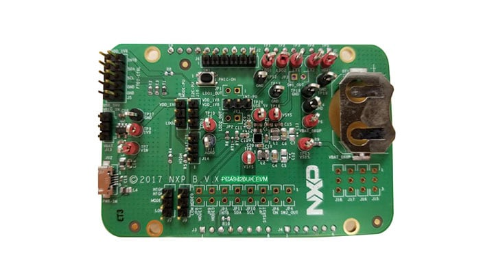 PCA9420-EVB : PCA9420: Evaluation board thumbnail
