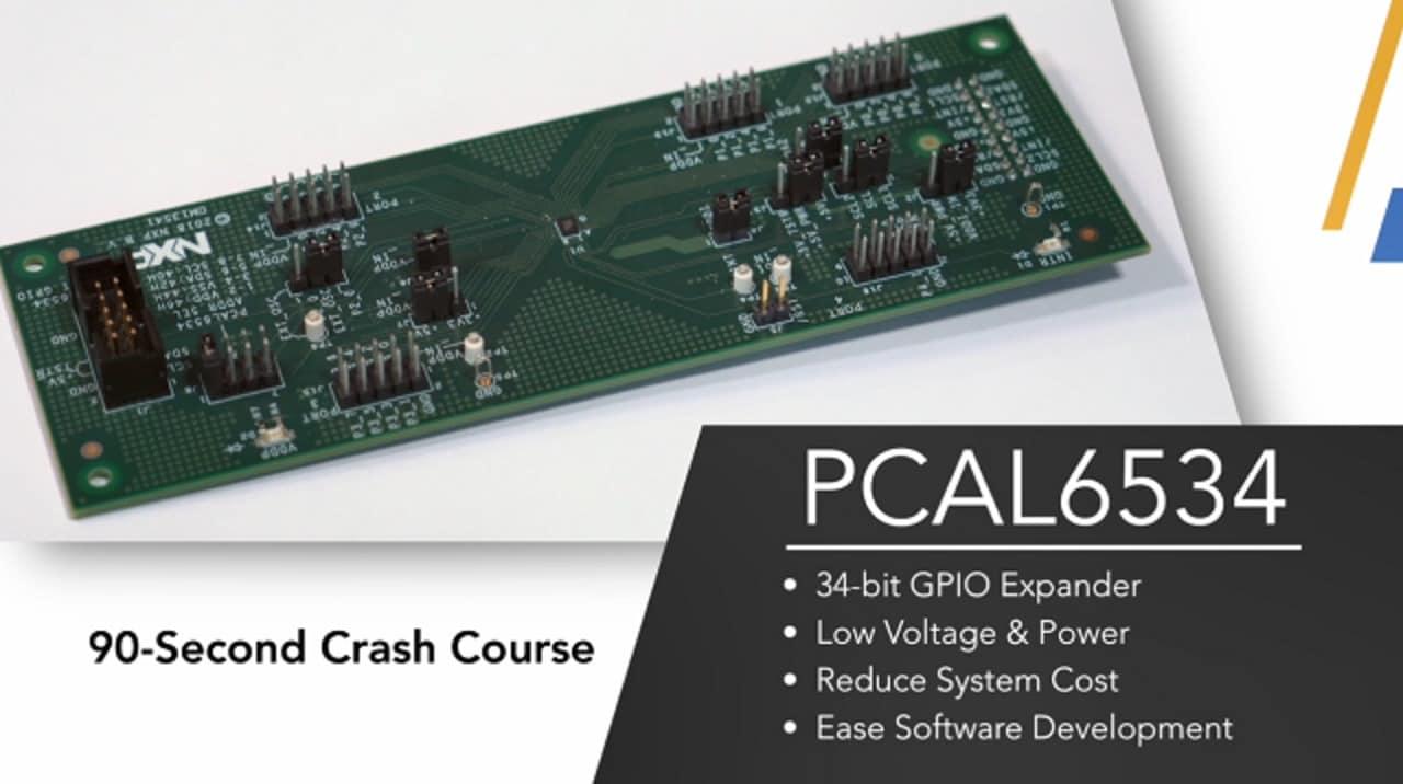 Analog I²C General Purpose I/O | NXP