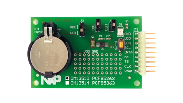 OM13516UL : OM13516UL: PCF85263B Evaluation board thumbnail