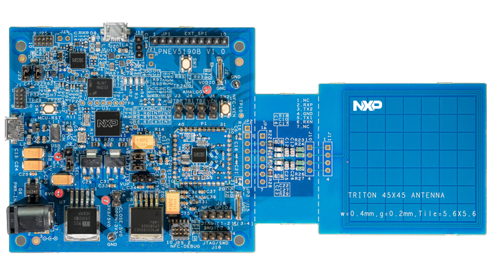 PNEV5190BP : Development board for PN5190 thumbnail