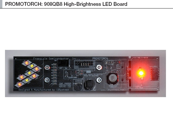 PROMOTORCH : 908QB8 High-Brightness LED Board thumbnail