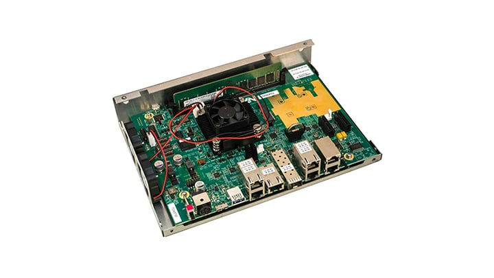 QorIQ LS1046A Reference Design Board