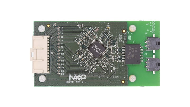 RD33771CDSTEVB Evaluation Board Top-web