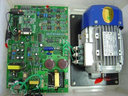 Design of an ACIM Vector Control Drive Reference Design Product Image