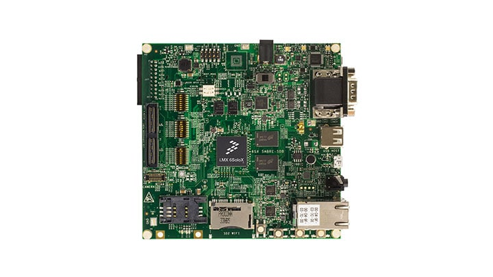 NXP SABRE Board MCIMX6SX-SDB for Smart Devices Based on i.MX 6 Series